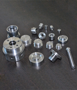 CNC Machine Components